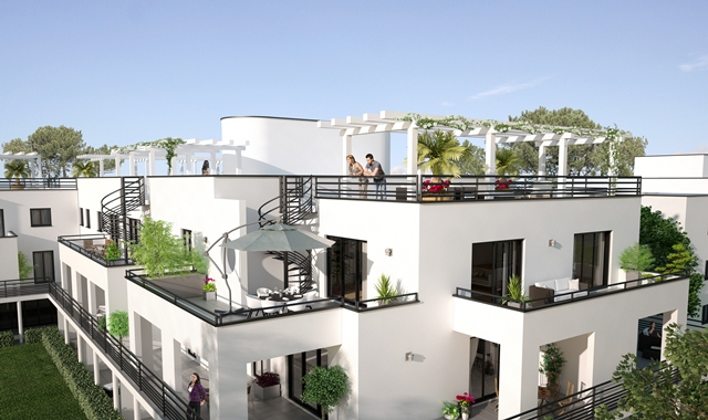 R sidence anadara programme immobilier neuf anglet for Mobilier anglet