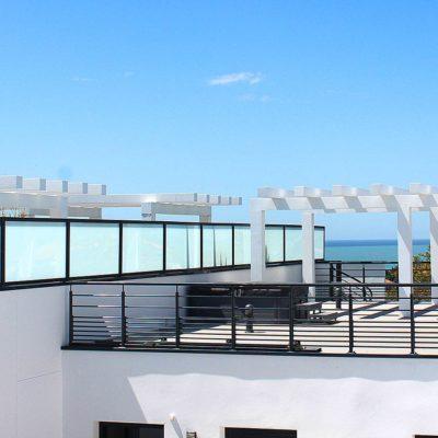 pays basque résidence neuve vue océan
