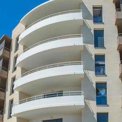 balcon arnoa talence region bordealaise