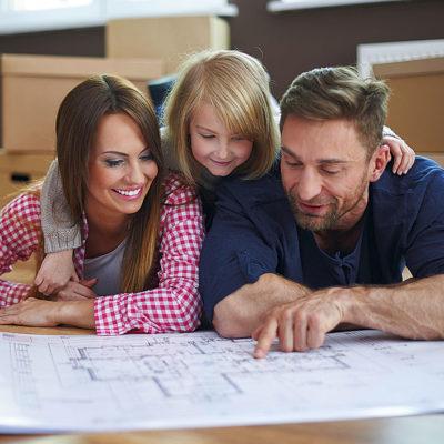 famille projet investissement