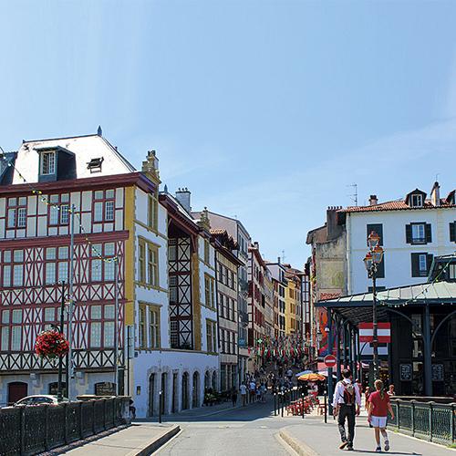 Les Halles de Bayonne, au Pays basque