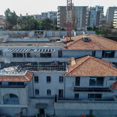 villa artea travaux