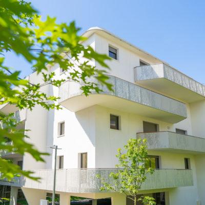 residence neuve bayonne centre ville à pied proche commodités