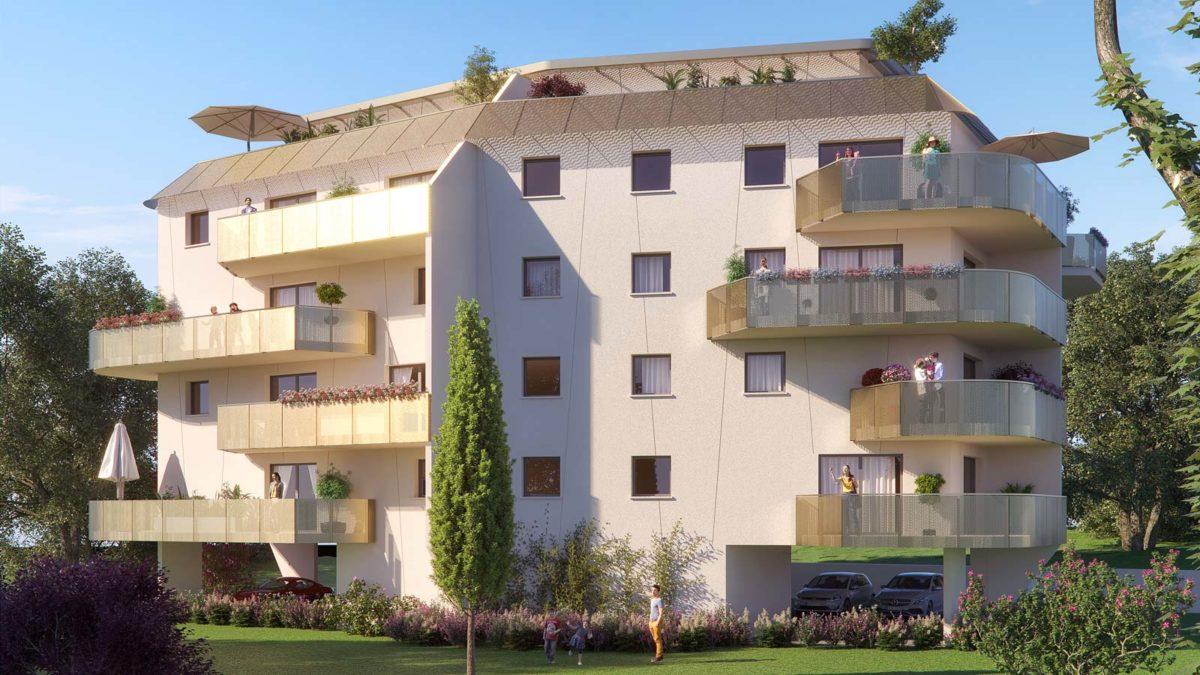 résidence neuve ederra alday immobilier