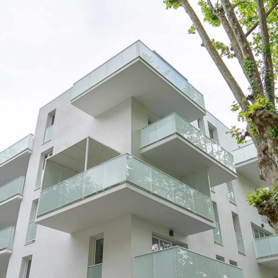 balcon jardin d'aturri dax