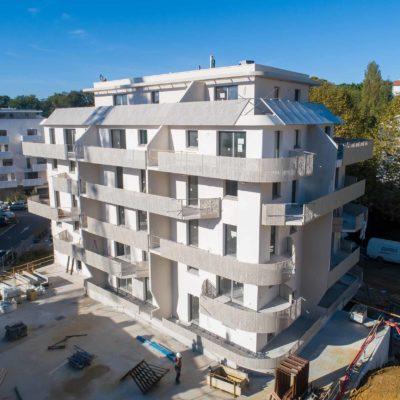 immobilier neuf à bayonne, résidence egurrean global