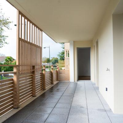 balcon appartement neuf bayonne