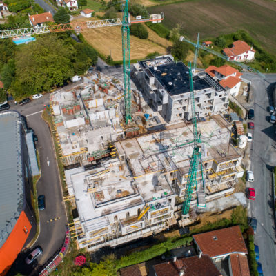 construction anglet jardins des 5 cantons