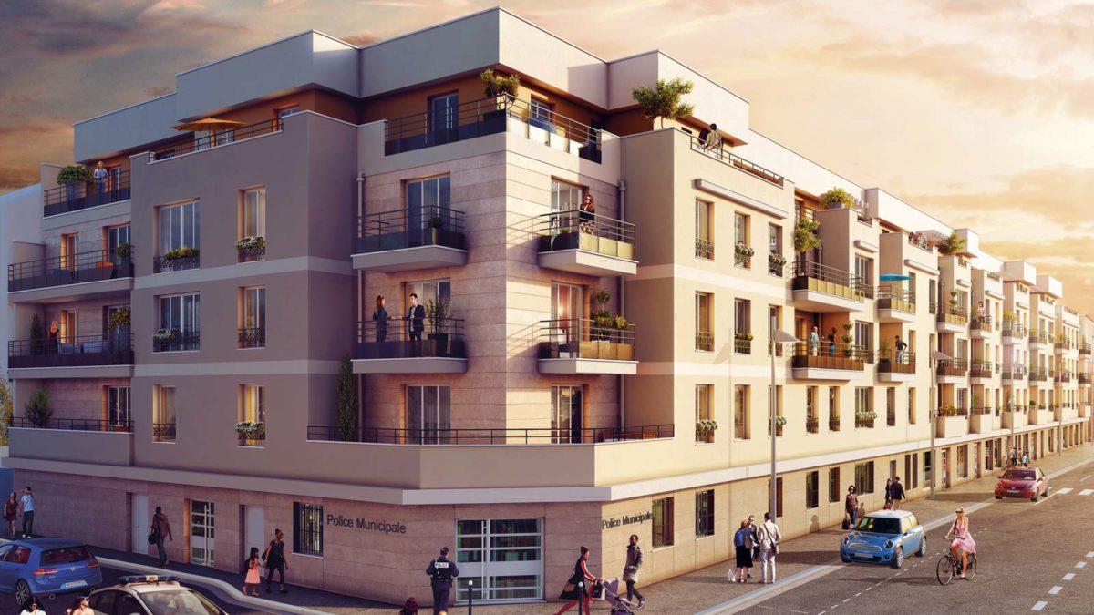 marceau résidence neuve
