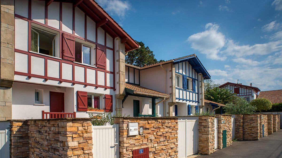 maison neuve pays basque
