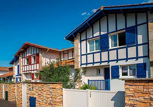 Hameau Aguilera maisons neuves