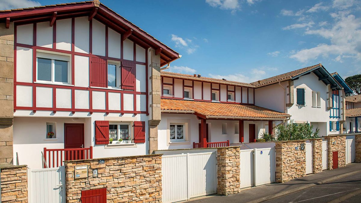 hameau aguilera biarritz