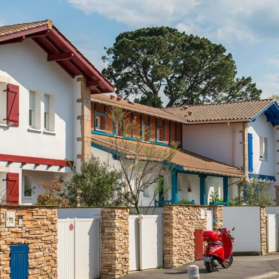 hameau aguilera biarritz pays basque alday immobilier neuf