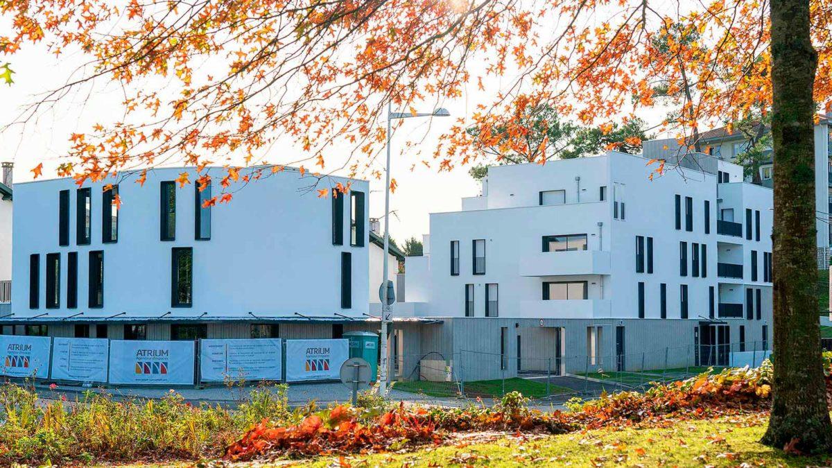 résidence carré busquet bayonne