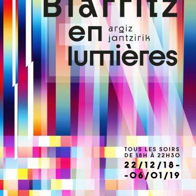 biarritz evenement lumières