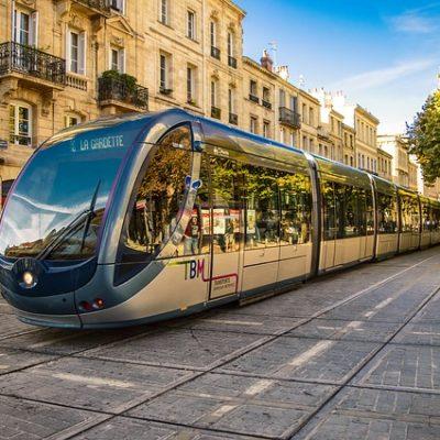 Bordeaux accueil tramway