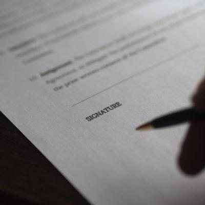 L'importance du contrat de réservation