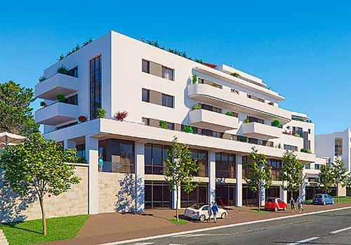 milady residence neuve investissement spa