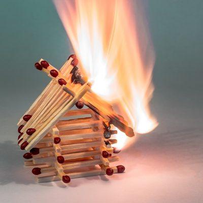 Risque locatif d'incendie
