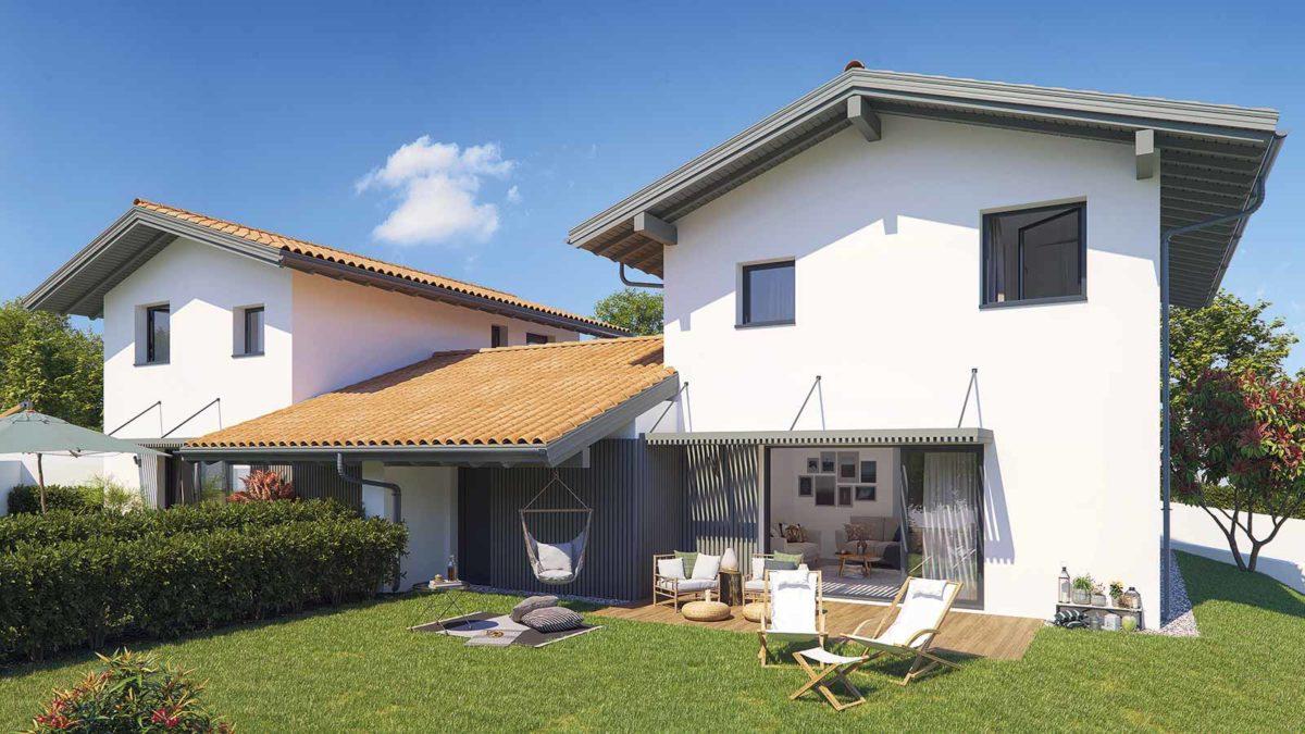 maison mitoyenne Villas de Brindos