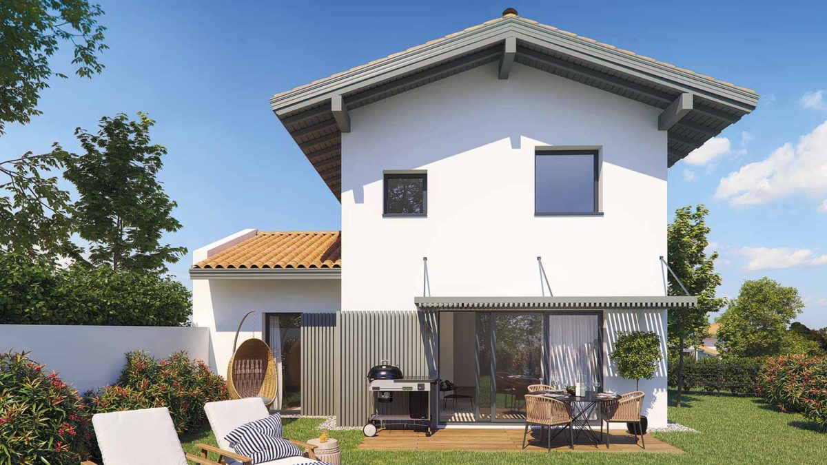 maison individuelle Villas de Brindos