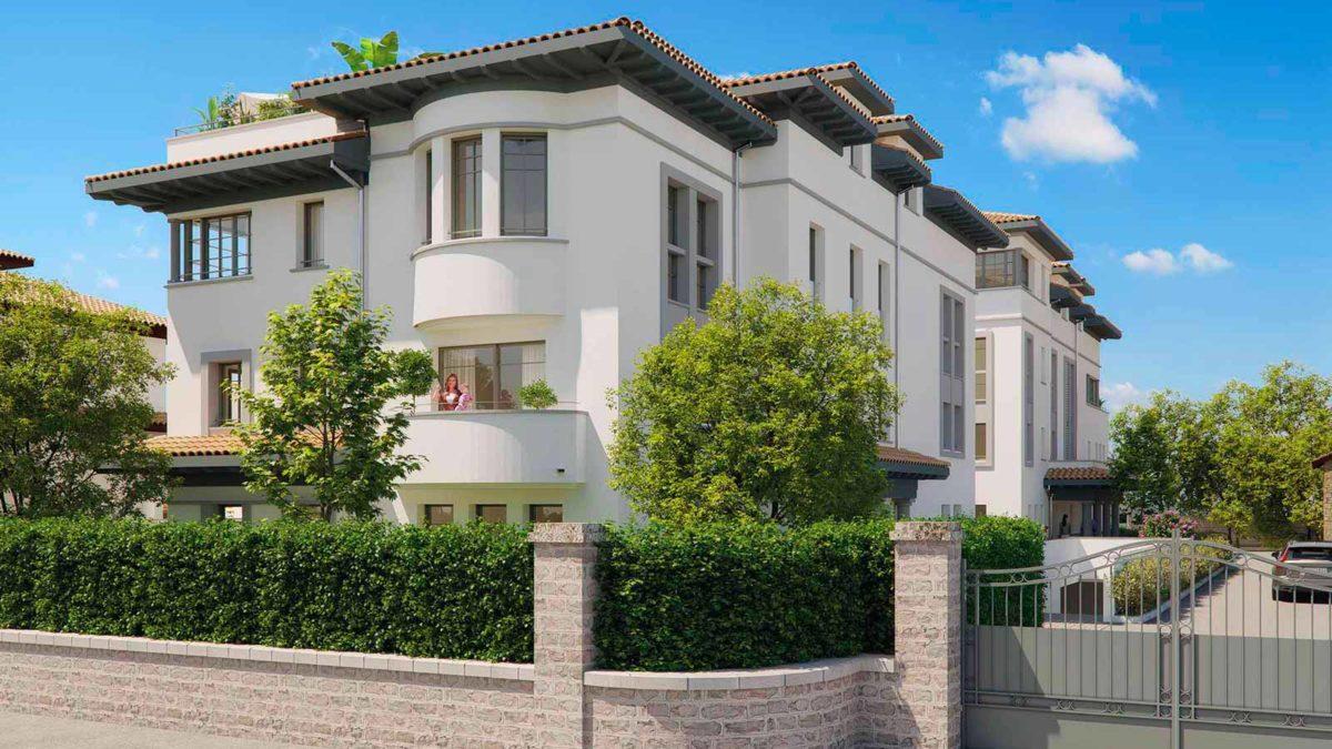 villas paulmy - immobilier neuf à bayonne