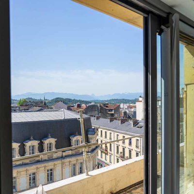 Résidence Encantada, Pau centre ville vue pyrennées