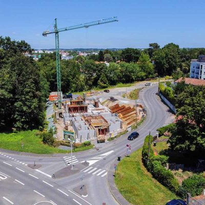 immobilier neuf pays basque residence neuve parking terrasse