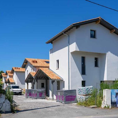 maison individuelle villas Oihana à Anglet quartier bois belin proche centre anglet jardin terrasse