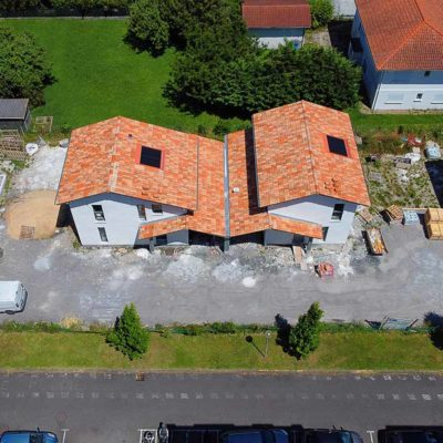 maison individuelle villas Oihana à Anglet cote basque immobilier neuf