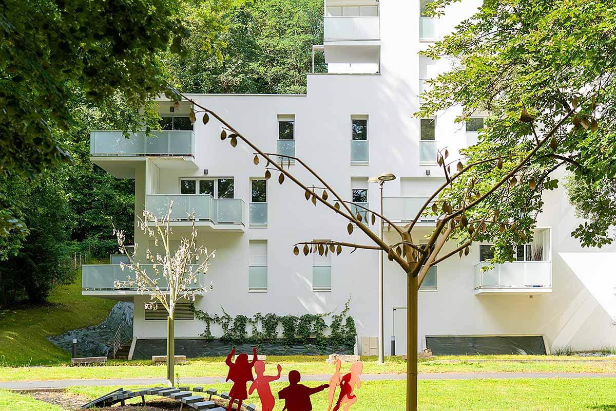 résidence clos saint vincent dax