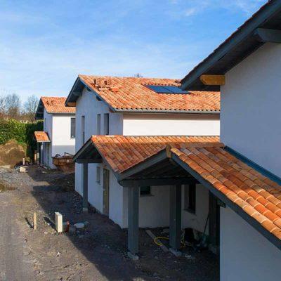 villa oihana logement neuf à anglet