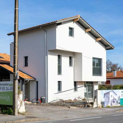 immobilier neuf au Pays basque