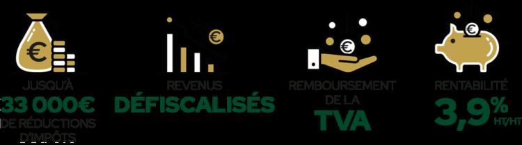 4 logos résidence séniors