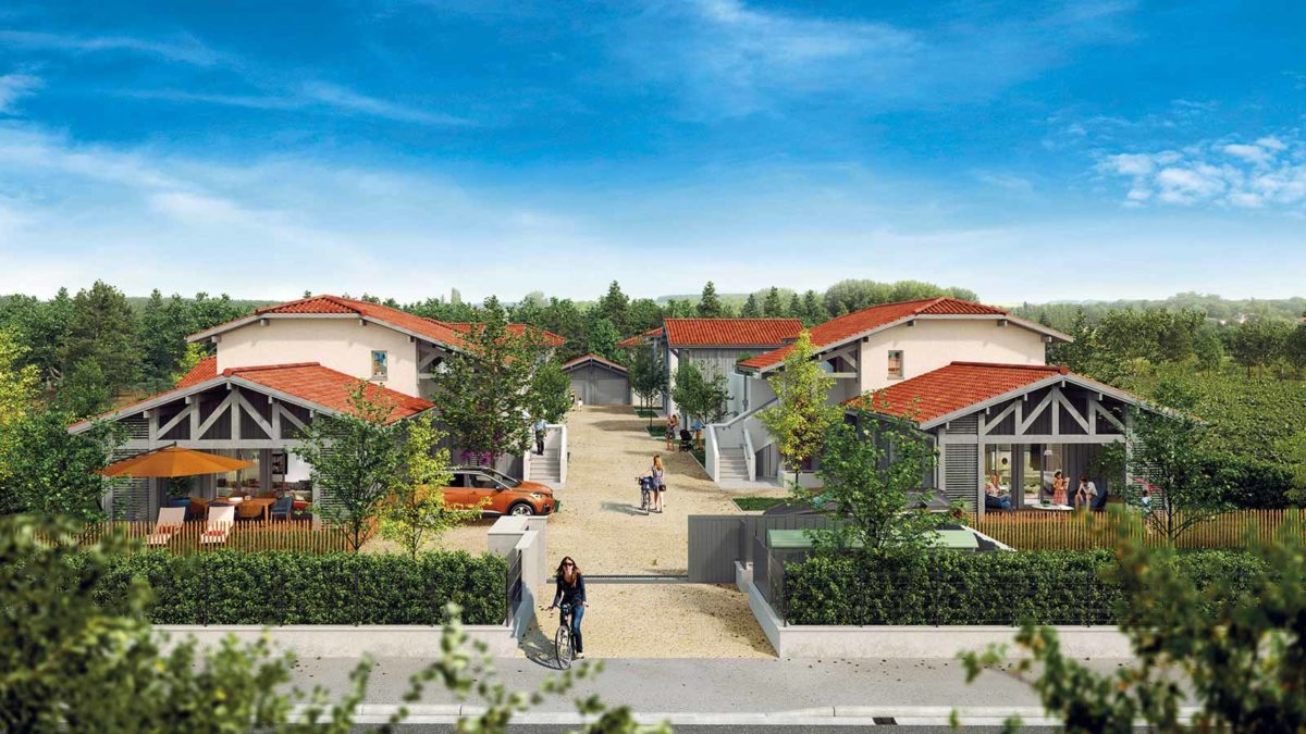 résidence california immobilier neuf à soorts hossegor