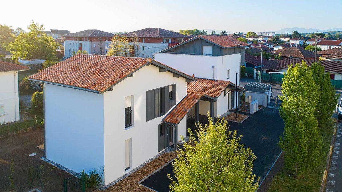 villa oihana immobilier neuf à anglet