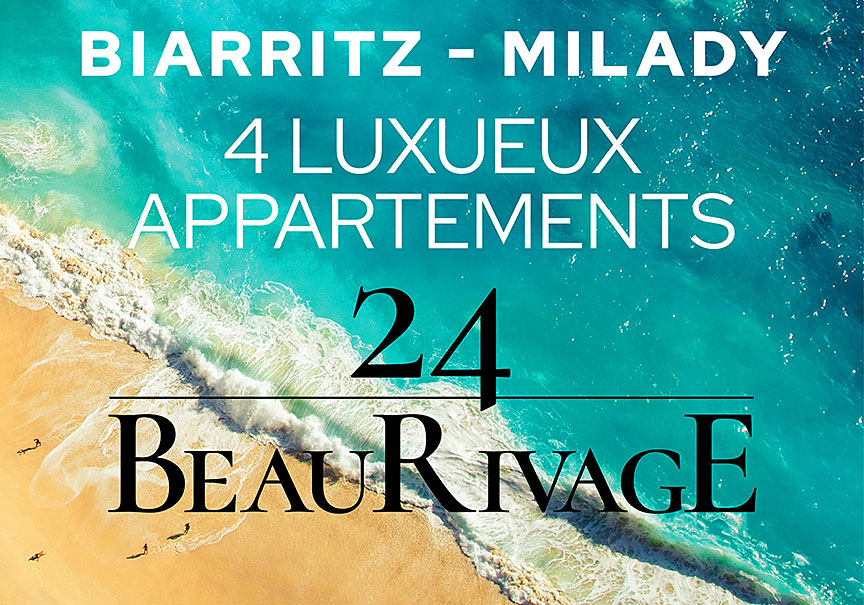 immobilier neuf à biarritz 24 beaurivage