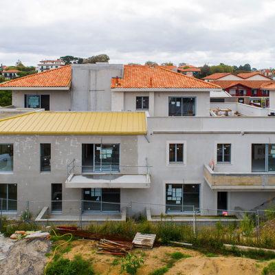 Les hauts de la Chambre d'amour - immobilier neuf à Anglet